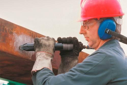 Как выбрать игольчатый зачистной молоток