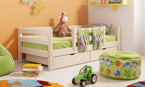 Какие бывают детские кровати