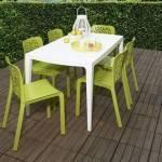Как выбирать пластиковые стулья для дачи