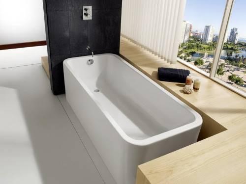 Технические характеристики акриловых ванн