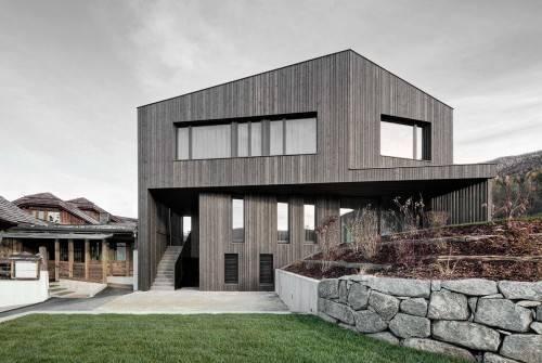 Как создать современный проект загородного дома