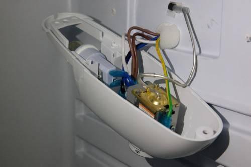 Как починить термостат холодильника