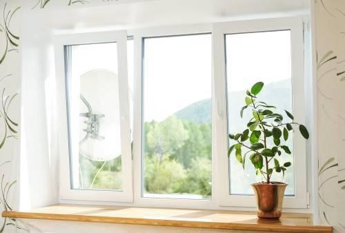 Какие есть недорогие варианты пластиковых окон