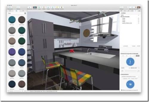 Как создавать собственный дизайн в Live Home 3D?