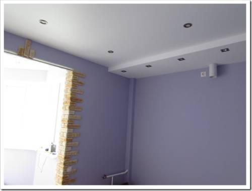 ПВХ-плёнки для натяжных потолков