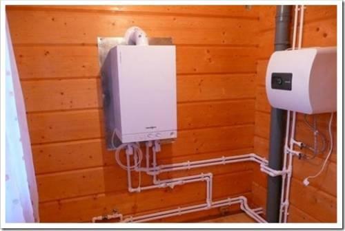 Система отопления частного дома тихельмана