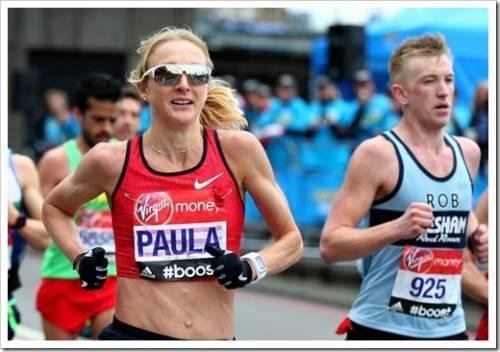Рекордсмены марафона
