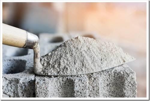 Цемент и его разновидности