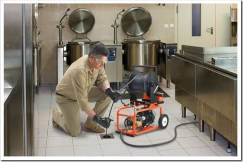 Гидромеханическая чистка и безвыходные случаи