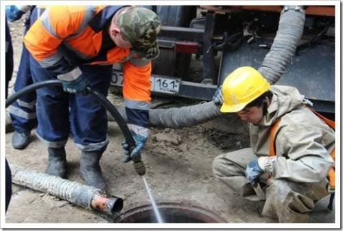 Какие технологии применяются для прочистки канализации?
