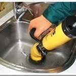 Способы прочистки канализационной сети
