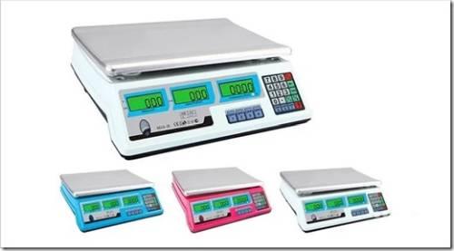 Использование весов: набор функций