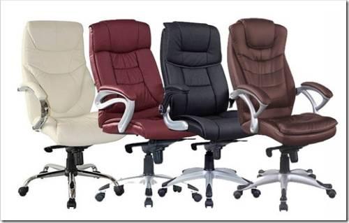 Усиленные компьютерные кресла