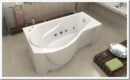 Материалы акриловых ванн