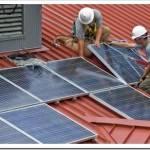 Классификация современных креплений для солнечных элементов