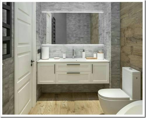 МДФ и фанера – лучшие материалы для мебели в ванну
