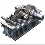 Базовые технические характеристики цилиндрического и конического редукторов