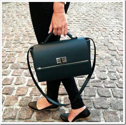 Материалы женских сумок